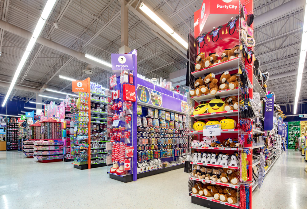 The store Party America sells party favors and party supplies. These supplies include balloons, tableware, streamers, tent rentals, and many other items. Share to.