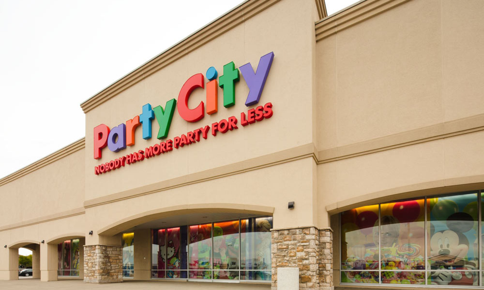 Party City 1